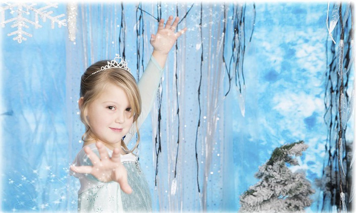 Frozen photoshoot Leicester