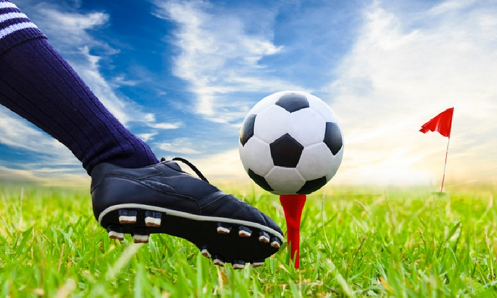 Foot golf Leicester