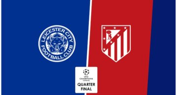 Leicester City Athletico Madrid