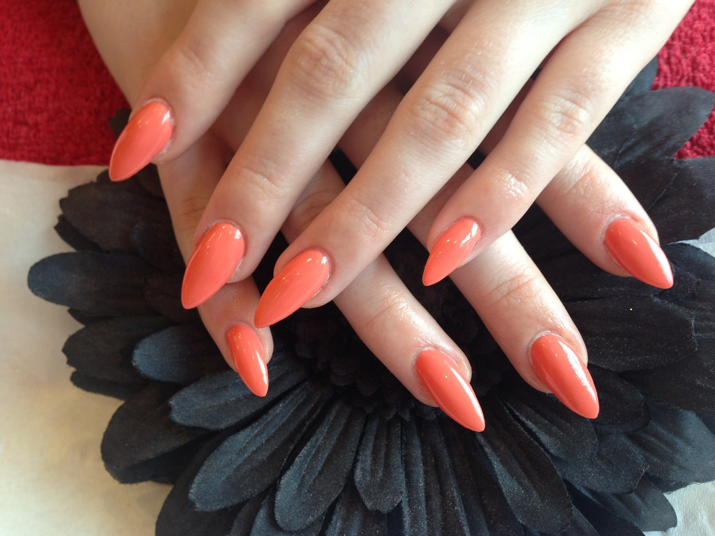 Gel Manicure or Pedicure at Forest Nail and Beauty Centre Leicester ...