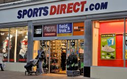 Sports Direct in Leicester