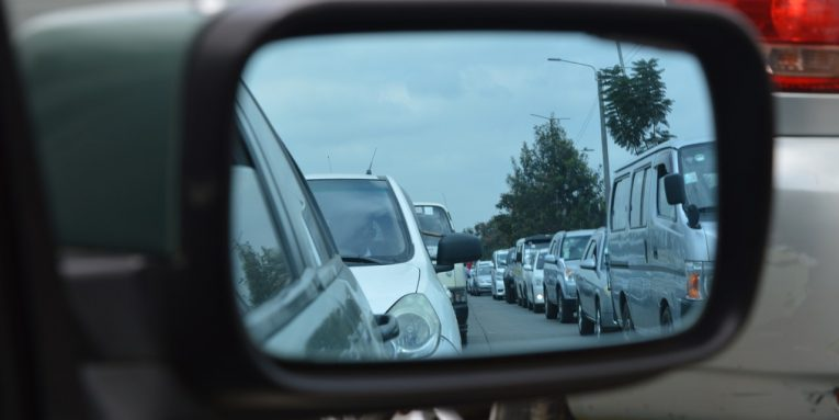 Leicester traffic